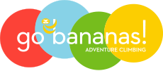 Adventure Climbing | Rock Climbing For Kids | Go Bananas